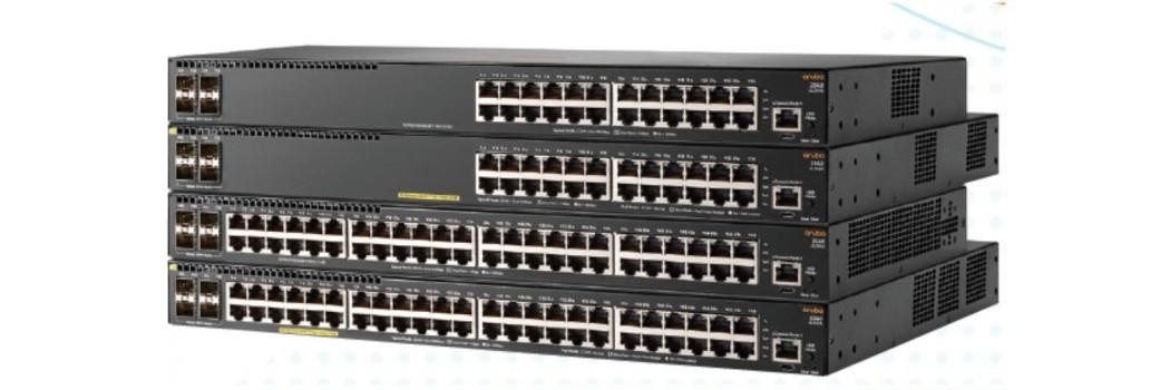 Aruba 2540 Series Switches